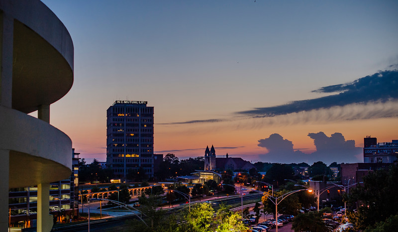 Durham_Durham_DowntownSunset_5122018