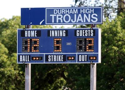 Varsity Durham vs. Quincy  (5/17/2016)