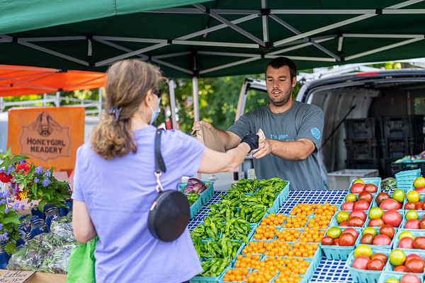 210724 Durham Farmers' Market 001