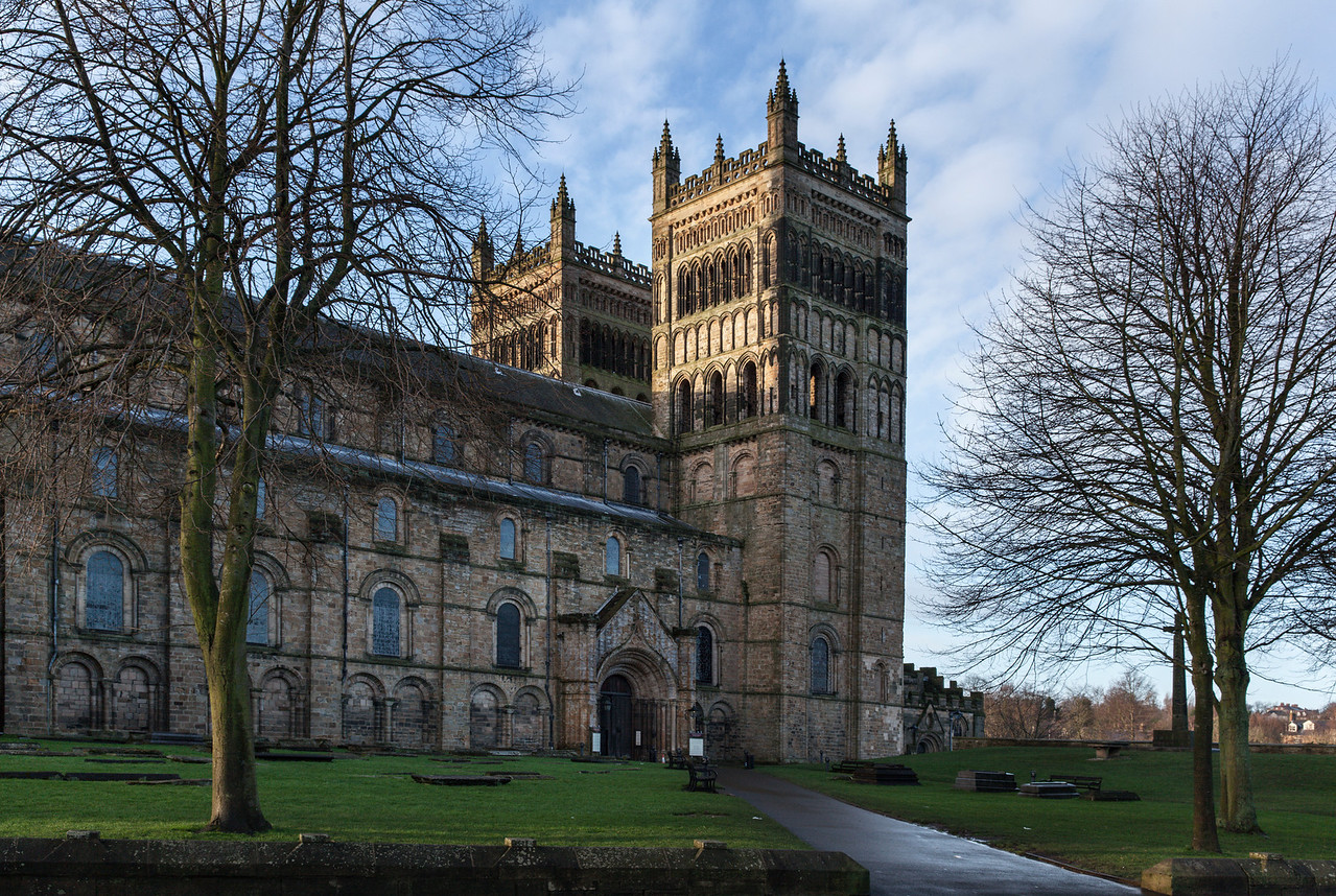 Durham Cathedral Entrance
