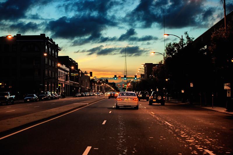 Twilight Drive on Broad