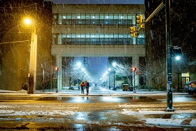 VCU RVA Snow
