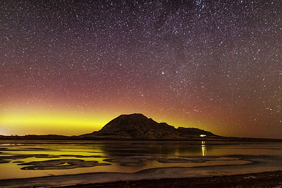 Autumnal Airglow