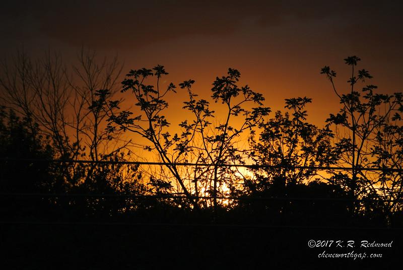 Sunset at Casa Lulu