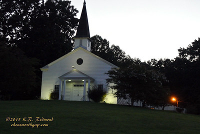 "Manhattan Project Era ""Chapel on the Hill"", Oak Ridge, Tennessee)"