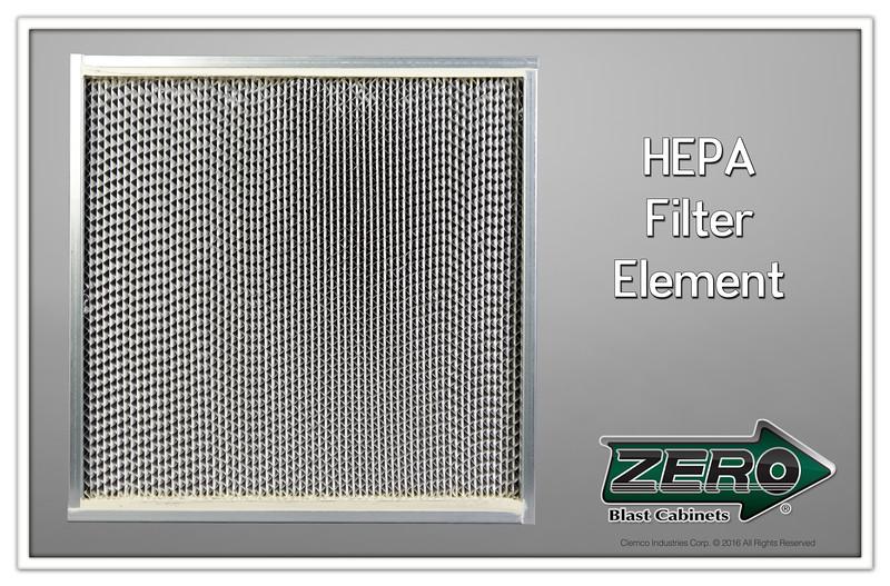 HEPA Filter Element