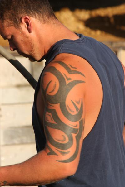 Tattoo Man