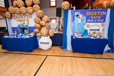 Dustin Turns 1!! By  Taylored Events