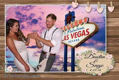 Dustin and Sage Wedding