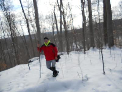 Brief Hikes Jan. 22-23, 2011