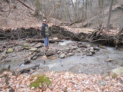 More Hiking in March... Wet!