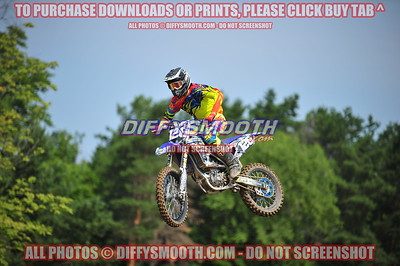 Dutch Sport Park MX - Mini MoDown - 7.20.14 (Diffy)