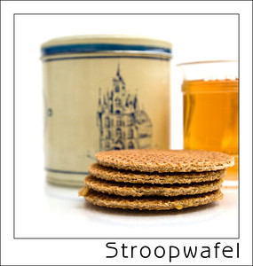 Day 07 - Treacle-waffle  Tastes great with our afternoon tea.  A treat we dutchies almost always bring along when visiting friends or relatives abroad.  http://en.wikipedia.org/wiki/Stroopwafel