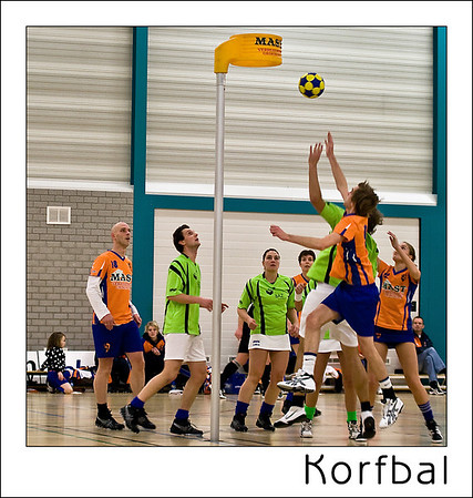 Day 18 - Korfball