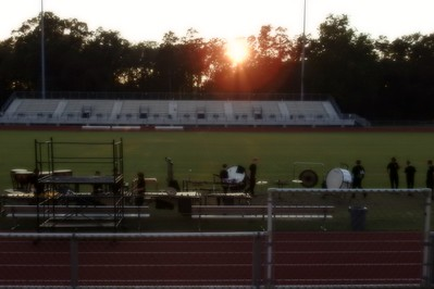 DTHS Band Preseason Performance and Party 9-2-2016