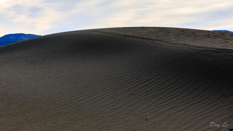 Sand Dunes @ Death Valley
