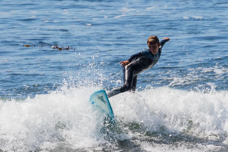 Surfing @ Santa Cruz