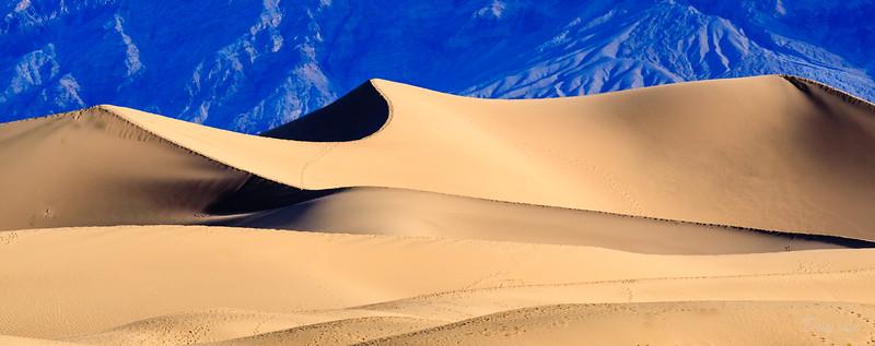 Mosquite Sand Dunes @ Death Valley