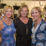 Marsha Smith, Donna Outlaw and Cathy Byrd.