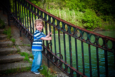 These are some photos of Dylan at 2 years old.  These were photographed in elizabeth park, Trenton, MI
