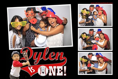 Dylen's 1st Birthday (Fusion Photo Booth)
