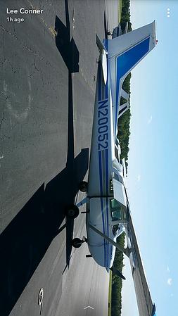 Dynamic Aviation 50th Flyover