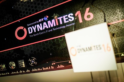 General view of Dynamites 16 Awards.