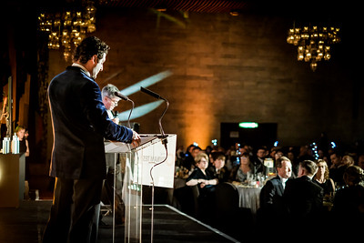 Daymon Britton hosts the Dynamite 16 Awards