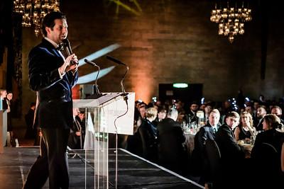 Daymon Britton hosts the Dynamites 16 Awards