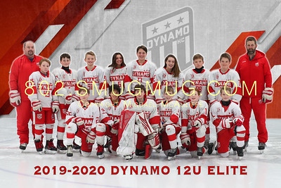 Dynamo 2019-20 Yearbook Photos