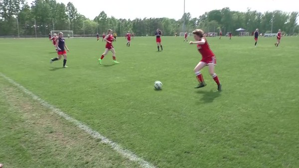 Dynamo 2002g vs Kickers South Second Half