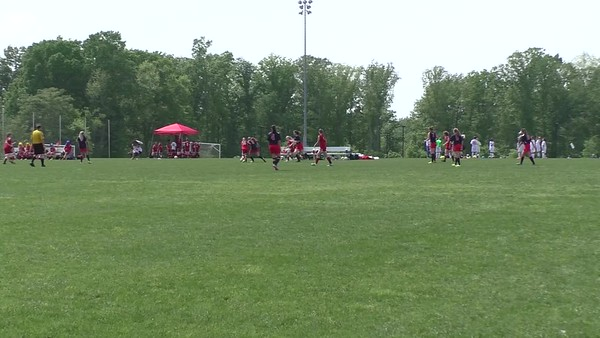 Dynamo 2002g vs Kickers South First Half
