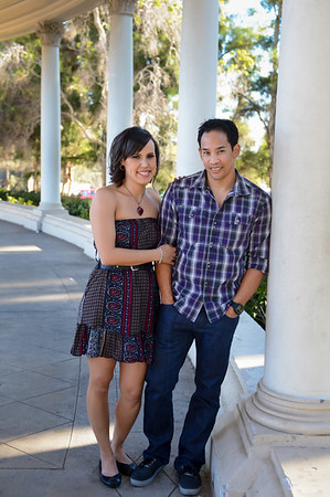 Hervin and Melissa