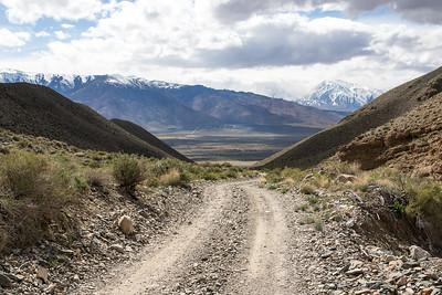 The best roads are dirt roads!