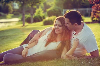 Larissa and Robert Zuclich
