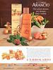 L'ERBOLARIO Accordo Arancio 2014 Italy 'Un colore acceso per donare tanta vitaità'