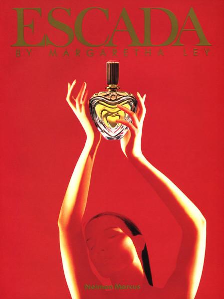 ESCADA  by Margaretha Ley 1991 US (Neiman Marcus stores)