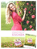 ESCADA Especially 2012 Spain (with scented card) 'Llena tu vida de felicidad'