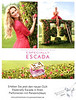 ESCADA Especially 2011 Germany (Beauty Alliance stores)