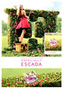 ESCADA Especially 2012 Spain with scented card (format Hola)<br /> 'Llena tu vida de felicidad'
