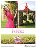 ESCADA Especially 2011 Spain (Marionnaud stores)  'Llena tu vida de felicidad'