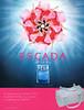 ESCADA Into the Blue 2006 Belgium 'A new fragrance for women - À l'achat d'une Eau de Parfum 75 ml Escada Into the Blue, vous recevrez un magnifique sac gratuit'