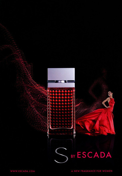 S by ESCADA 2007 Spain 'A new fragrance for women'