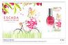ESCADA Cherry in the Air Limited Edition 2013 Germany half page 'Inspiriert von dem unverkennbaren Duft blühender Kirschbäume. Süss-fruchtig'