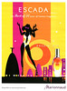 ESCADA Rockin' Rio 2012 Spain (Marionnaud stores) 'The best of 20 years of Summer Fragrances'