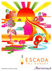 ESCADA Taj Sunset 2011 Spain (Marionnaud stores) 'Disponible en nuestras tiendas'