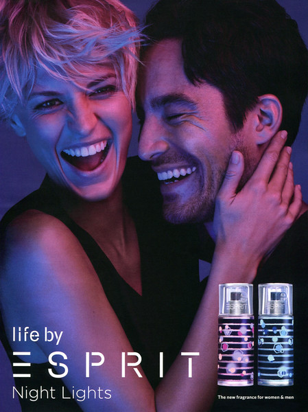 Life by ESPRIT Night Lights 2016 Germany  'The new fragrances for women & men'