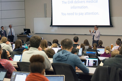 Electronic Health Record Lecture
