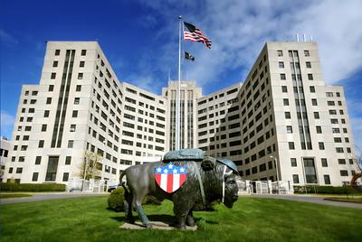 Hospital VA Exterior