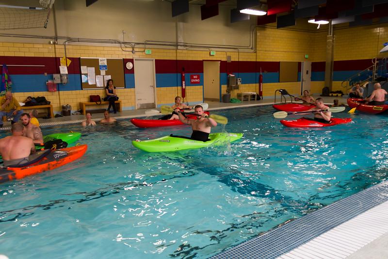VA Kayak Team 2014